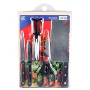 Bộ dao thớt 6 món HMEDI IN.01-011