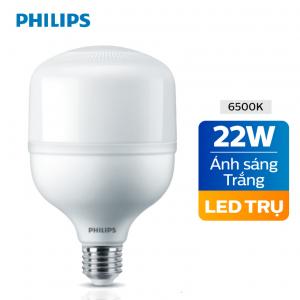 Bóng đèn Philips LED Trụ TForce core 22W HB E27 GEN3