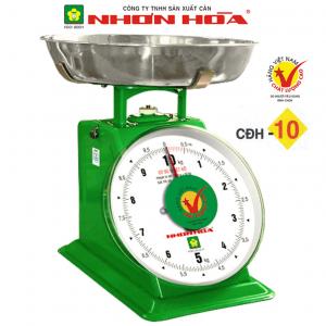 Cân đồng hồ lò xo Nhơn Hòa 10Kg CĐH-10