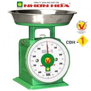 Cân đồng hồ lò xo Nhơn Hòa 1Kg CĐH-1