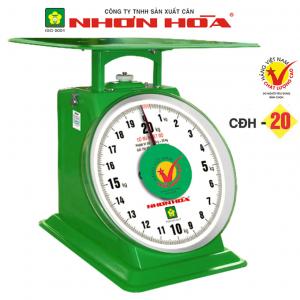 Cân đồng hồ lò xo Nhơn Hòa 20Kg CĐH-20