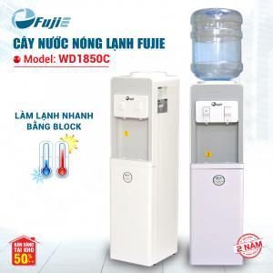 Cây nước nóng lạnh 2 vòi FUJIE WD1850C