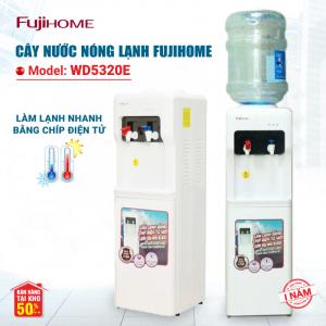 Cây nước nóng lạnh 2 vòi FUJIHOME WD5320E