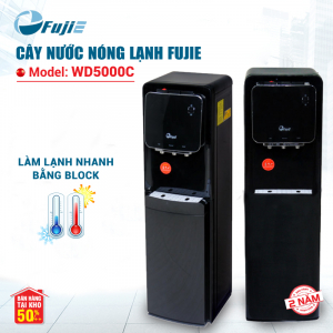 Cây nước nóng lạnh 3 vòi FujiE WD5000C