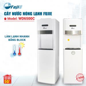 Cây nước nóng lạnh 3 vòi FUJIE WD6500C