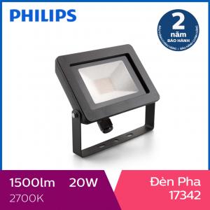 Đèn pha Philips LED My Garden 17342 20W 2700K - Ánh sáng vàng