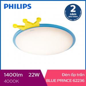Đèn trần phòng trẻ em Philips LED Princess 62236 22W
