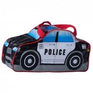 Đồ chơi xếp hình - M1205-LR137 (Số 137 - L6 Túi Xe Police)