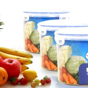 Enjoland PL.13-001 - Bộ 3 Hộp Nhựa đựng thực phẩm