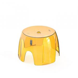 Ghế Lùn Xếp Nhựa Duy Tân - Kích thước 34 x 24 x 46,2 cm