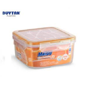 Hộp Nhựa Vuông Đựng Thực Phẩm Duy Tân Matsu dung tích 1200ml - 03338