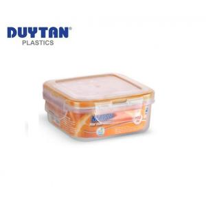 Hộp Nhựa Vuông Đựng Thực Phẩm Duy Tân Matsu dung tích 400ml - 03291