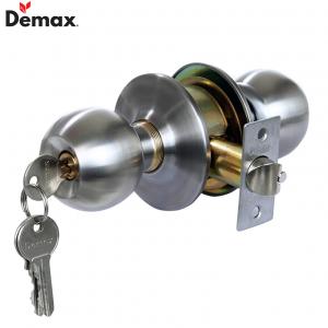 Khóa cửa tay nắm tròn Demax LK301 SS