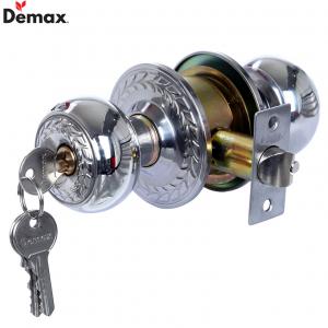 Khóa cửa tay nắm tròn Demax LK500 SP