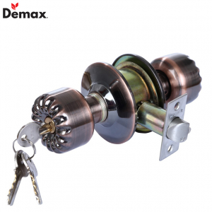 Khóa cửa tay nắm tròn Demax LK700 AC