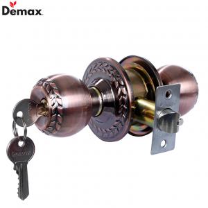 Khóa cửa tay nắm tròn Demax LK801 AC
