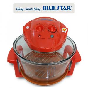 Lò nướng thủy tinh BLUESTAR BS-12LO (Màu đỏ)