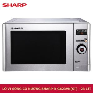 Lò Vi Sóng Có Nướng Sharp R-G623VN(ST)
