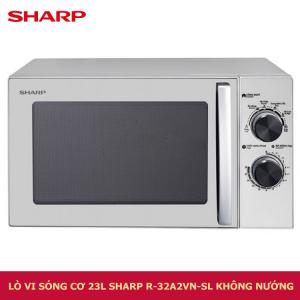 Lò vi sóng cơ Sharp R-32A2VN-S - 23 lít