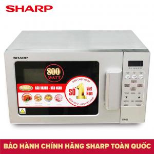 Lò vi sóng Sharp R-678VN(S)
