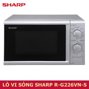 Lò vi sóng Sharp R-G226VN-S
