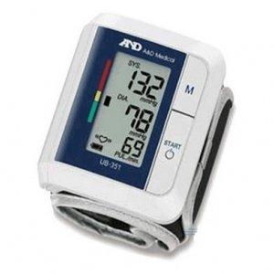Máy đo huyết áp cổ tay AND UB 351