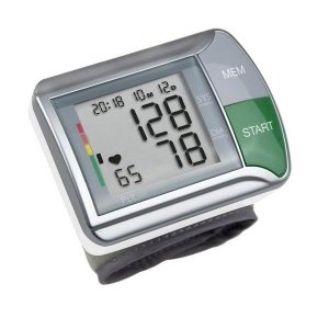 Máy đo huyết áp cổ tay Medisana HGN