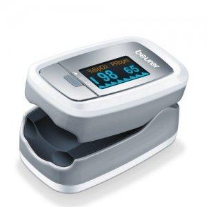 Máy đo nồng độ oxy trong máu và nhịp tim Beurer PO30