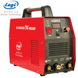 Máy hàn điện tử Legi TIG-250AM-D (TIG/MMA 2 chức năng)