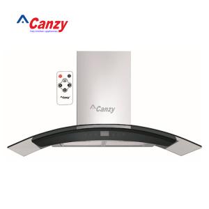 Máy hút mùi bếp kính cong cảm ứng CANZY CZ-0490