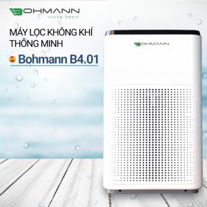 Máy lọc không khí thông minh Bohmann B4.01