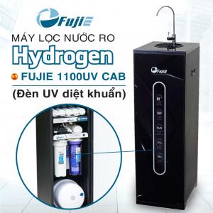 Máy lọc nước FujiE RO-1100UV CAB HYDROGEN ( 10 cấp lọc - đèn UV diệt khuẩn)