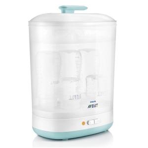 Máy tiệt trùng bình sữa 2 trong 1 Philips Avent SCF922.03