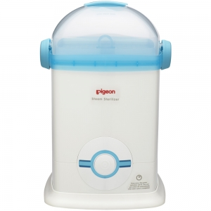 Máy tiệt trùng bình sữa Pigeon PL20004 (8 bình)