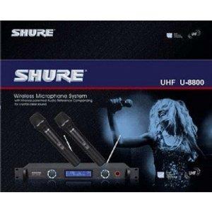 Micro không dây Shure U8800