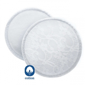 Miếng lót thấm sữa giặt lại được Philips Avent SCF155.06