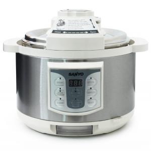 Nồi áp suất điện Sanyo ECJ-JH9075D