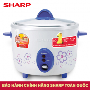 Nồi cơm điện Sharp KSH-D22V