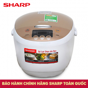 Nồi cơm điện tử Sharp KS-COM181CV-GL