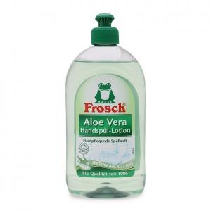Nước rửa chén bát lô hội Frosch 500ml