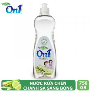 Nước rửa chén On1 hương chanh sả 750g - C3ON1