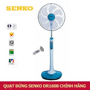 Quạt đứng Senko có Remote DR1608