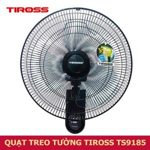 Quạt Treo Tường Có Điều Khiển Tiross TS9185