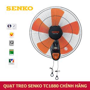 Quạt treo tường Senko 2 dây TC1880
