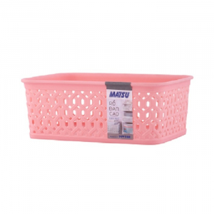 Rổ đan cao Nhựa Duy Tân Matsu 1T4 - No.1101
