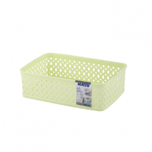 Rổ đan thấp Nhựa Duy Tân Matsu 2T6 - No.1100