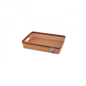 Rổ đan vành nhỏ Nhựa Duy Tân Matsu - No.1104