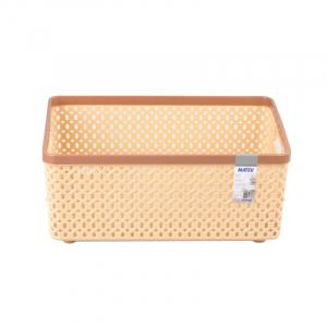 Rổ đan vành trung Nhựa Duy Tân Matsu - No.1105