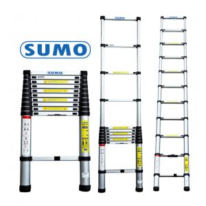 Thang nhôm rút gọn đơn SUMO ADT308B