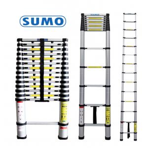Thang nhôm rút gọn đơn SUMO ADT312B